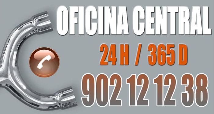 Teléfono Servicio Tecnico Calderas SERTECALD