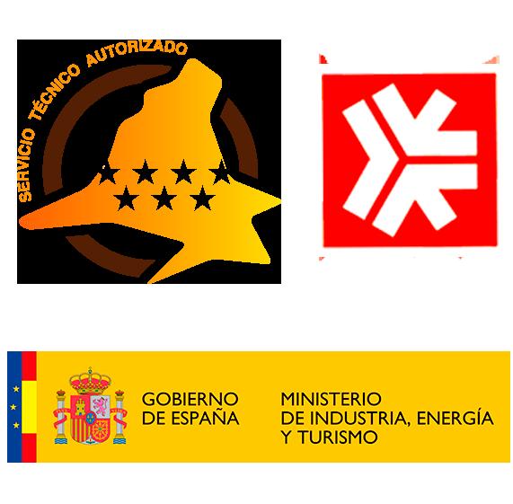 Servicio Tecnico Calderas Autorizado por la Comunidad de Madrid de Manera Oficial y con todos los permisos y certificaciones en regla del Ministerio de Industria.