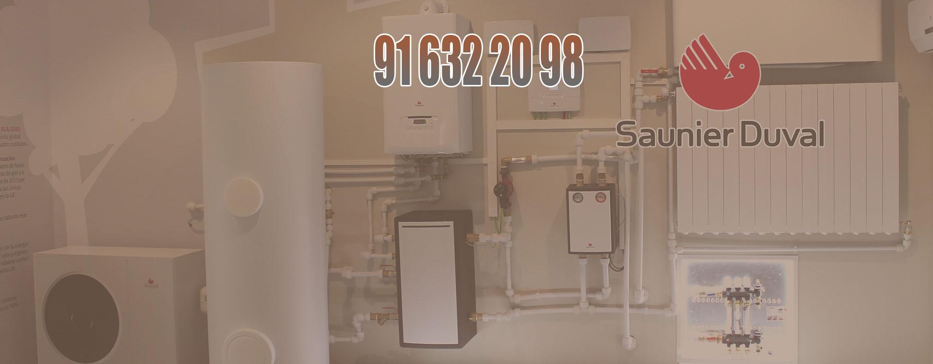 Servicio tecnico calderas saunier duval pozuelo de alarcon for Servicio de calderas