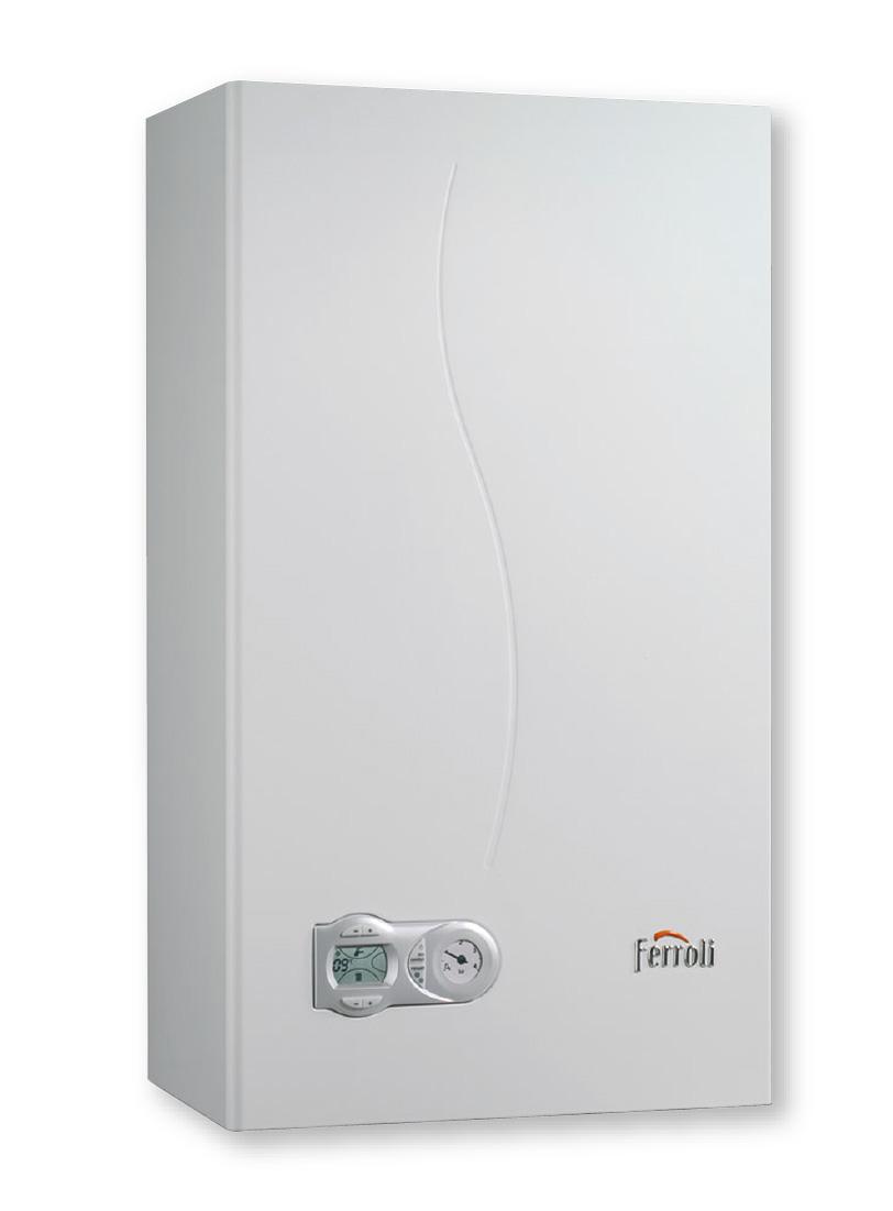 Calderas de gas Ferroli de condensación para Calefacción y Agua Caliente Sanitaria DIVAcondens F