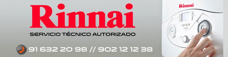 Servicio Técnico Rinnai Humanes de Madrid