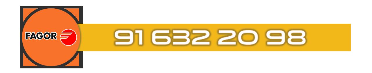 Teléfono Servicio Técnico oficial de calderas Fagor
