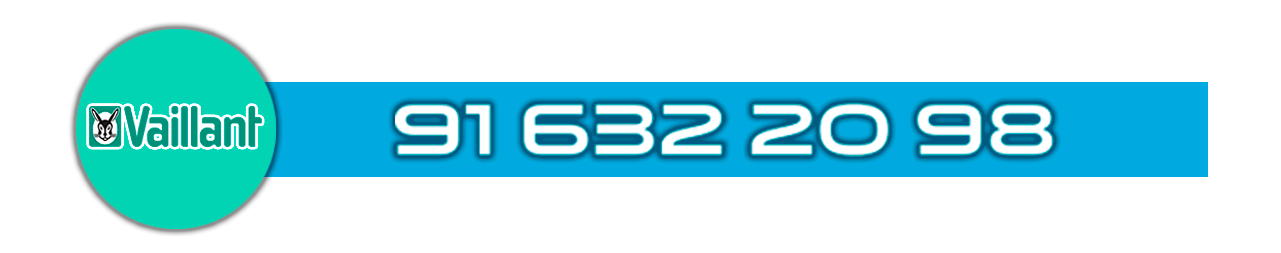 Teléfono Servicio Técnico oficial de calderas Vaillant