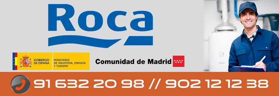 servicio técnico calderas Roca en Torrejón de la Calzada