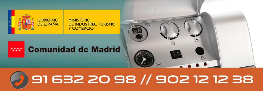 servicio técnico calderas Domusa en Torrejón de Ardoz