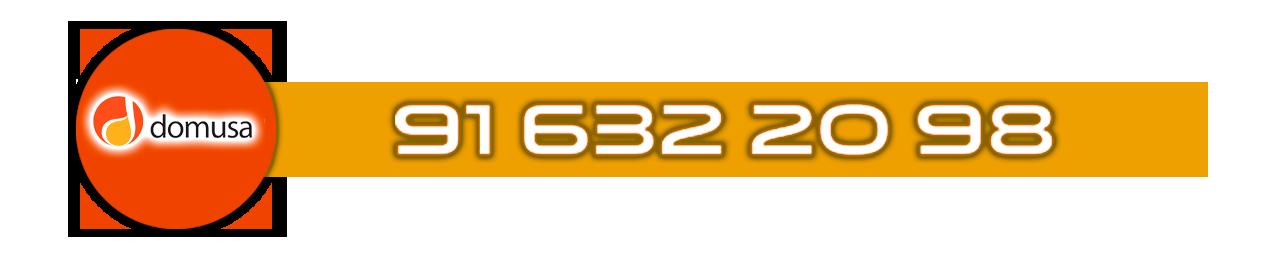 Teléfono Servicio Técnico oficial de calderas Domusa