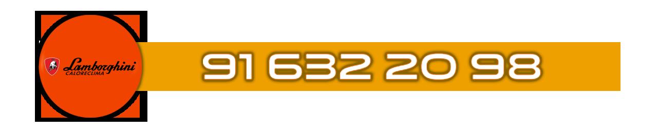 Teléfono Servicio Técnico oficial de calderas Lamborghini