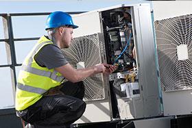 reparación aire acondicionado industrial en Alcorcón